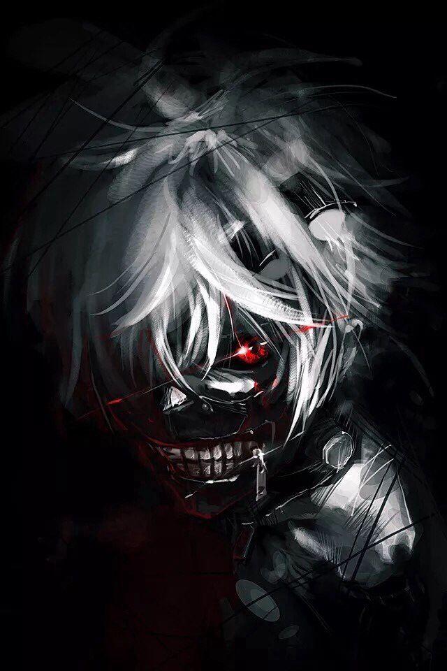 Darkside Kaneki - Tokyo Ghoul ~ DarksideAnime