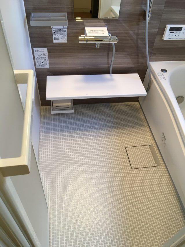 Toto サザナ Sタイプのリフォーム 浴室 インテリア リフォーム バスルーム