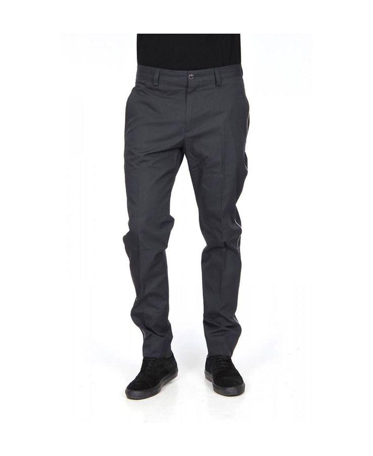 Mens trousers DOLCE&GABBANA 3938 Nero - titalola.com