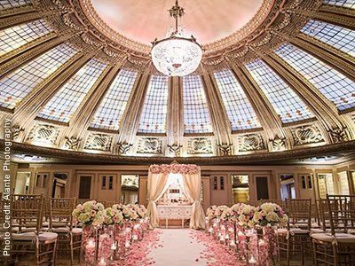 The Arctic Club Seattle Seattle Washington Wedding Venues 1