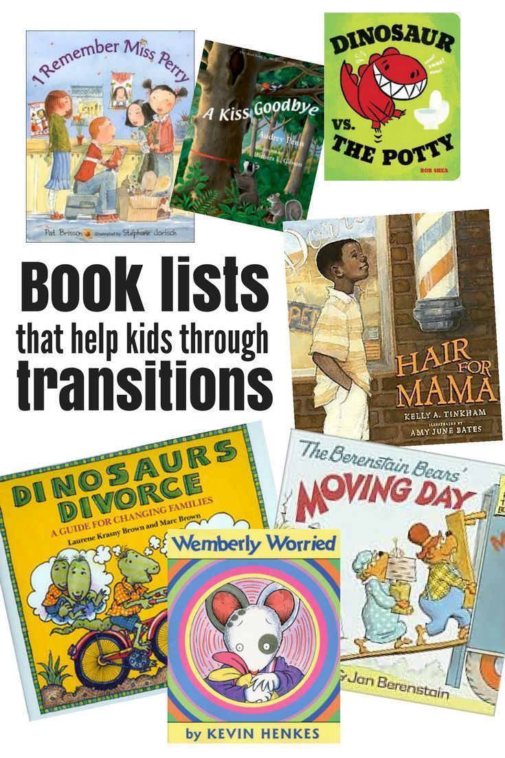 38 best parenting books images on pinterest childrens literature book lists that help kids through transitions solutioingenieria Choice Image
