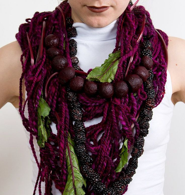 Art Direction & styling I did for a client who makes hand spun yarn. I also created her branding and web design. #pollyplayforddesign #artdirection #styling #berries #beetroot #blackberries #handspunyarn #yarn #fashionstyling