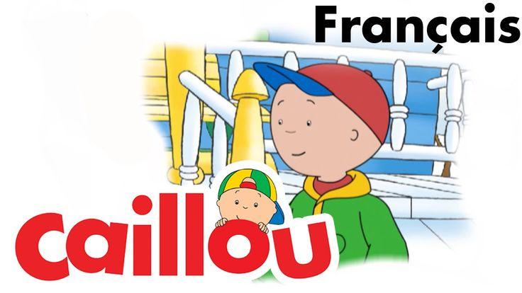 Caillou FRANÇAIS - Caillou fête la Saint-Valentin (S04E19)