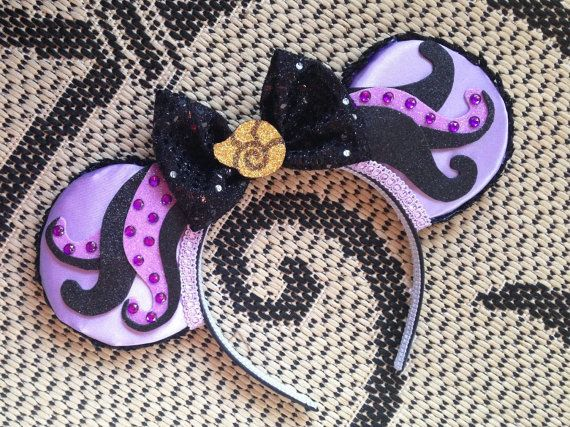 Magic Mouse Ears (Ursula)