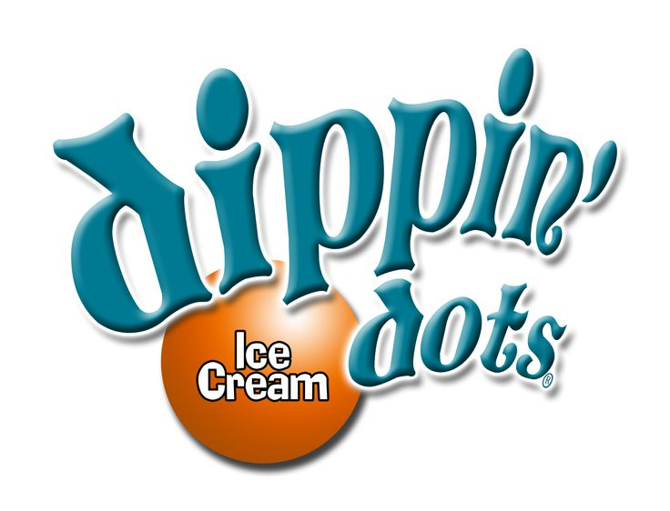 #Dippin'Dots The Ice Cream of the Future! Flavors include: Cotton Candy, Chocolate Chip Cookie Dough, Banana Split, Cookies & Cream, Chocolate and Rainbow