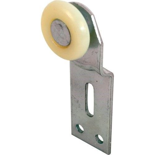 Prime Line Products N 6512 Closet Door Roller Front 1 4 Inch Offset 1 Inch Ny Closet Door Hardware Commercial Door Hardware Wardrobe Doors