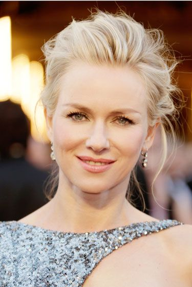 Naomi Watts Oscars 2013 Beauty - Celebrity Beauty for Academy Awards 2013 - Harper's BAZAAR