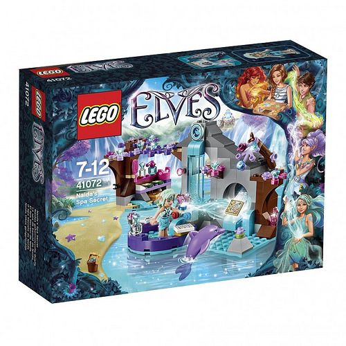 LEGO Elves Naida's Spa Secret (41072) - can't wait for these!