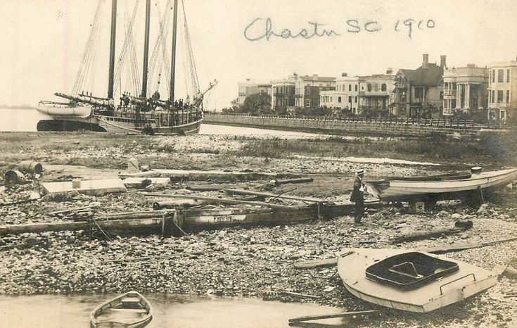 Charleston, S.C. History in Pictures – A Look Back   Charleston Daily