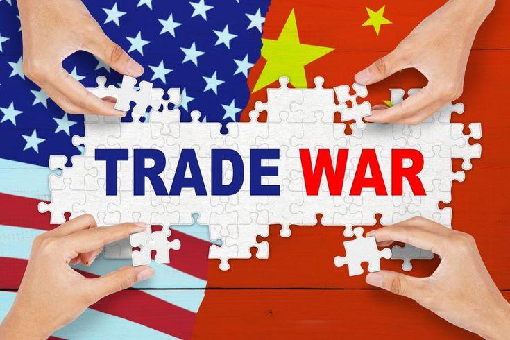 الحرب التجارية تثير الشكوك حول تدفق النفط الأمريكي للصين War Playing Cards Trading
