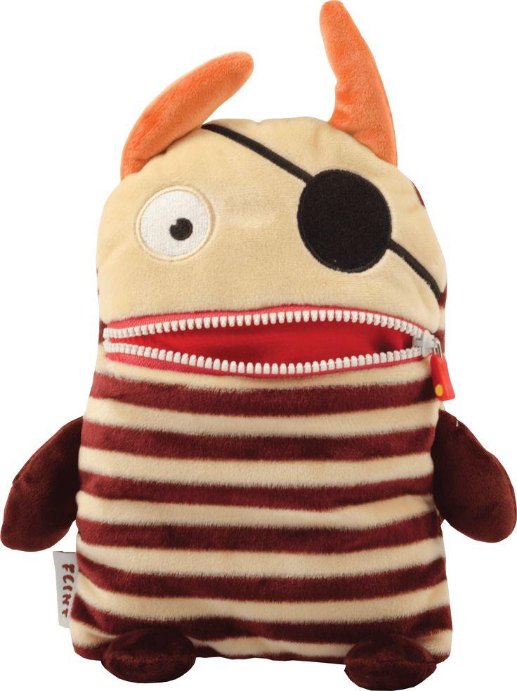 Worry Eater Plush Toy - Flint