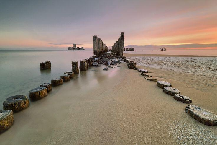 Baltic sea by Jan  Siemiński on 500px