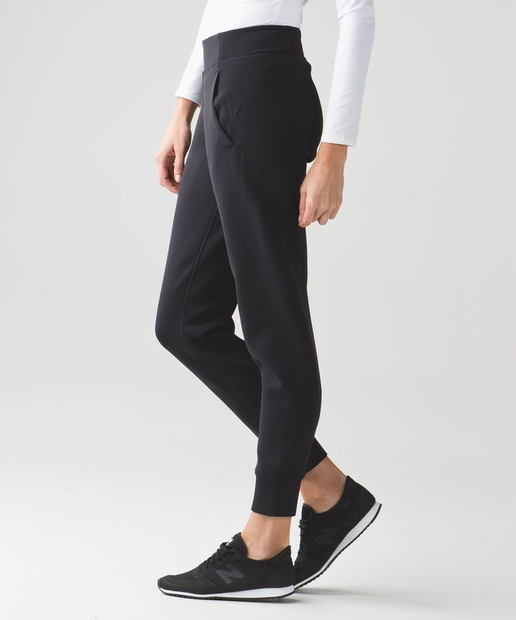 These pants pack sweat-wicking, thermo-regulating technology into a classic style so you can embrace the chill.