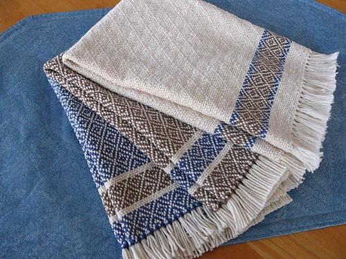 Ravelry: knit4fun972's Fingertip towels