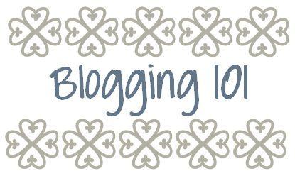 EduKate and Inspire: Blogging 101