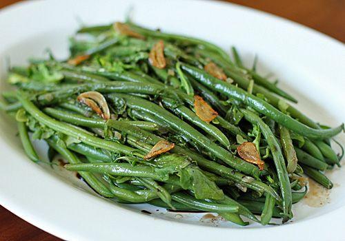 The Galley Gourmet: Homemade Green Bean Casserole (from scratch)