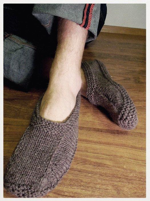 Men Slipper Socks Knitted Slippers Wool Slippers House