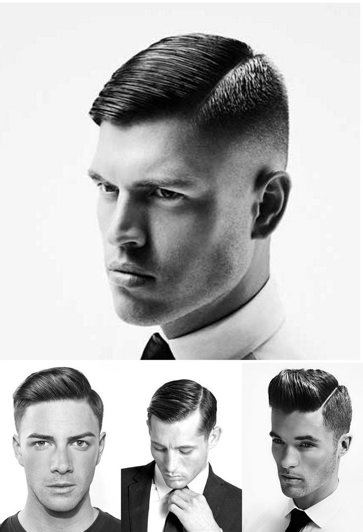 i like the top big one for DAniel The Side Part Haircut for Men