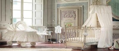 Hydrangea Hill Cottage: Royal Baby Nurseries