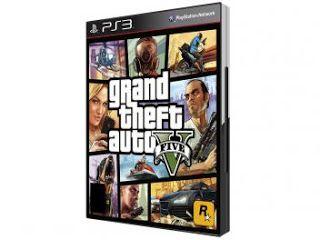 DETRIX GAMES: GTA V para PS3 - Rockstar Games PS3
