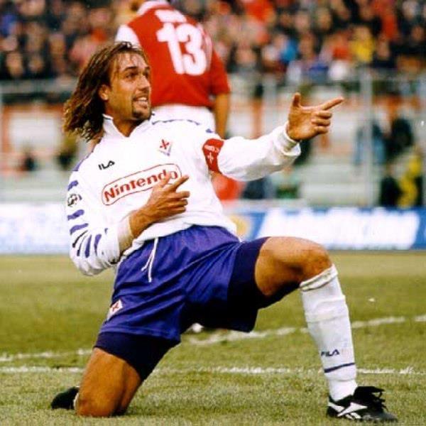 Gabriel Omar Batistuta | #fiorentina