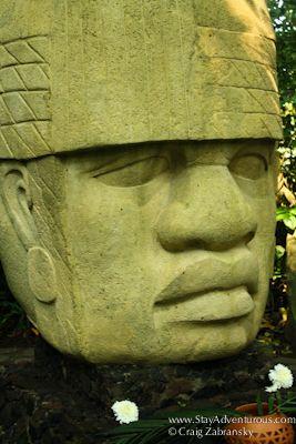 Olmec Head, Veracruz, Mexico - StayAdventurous