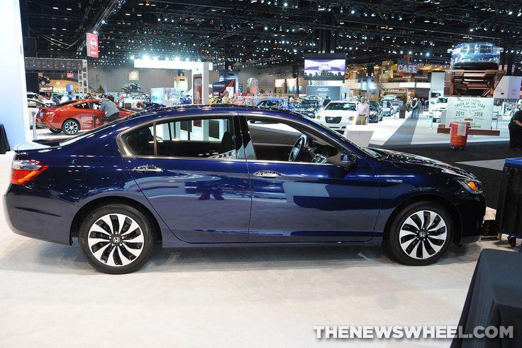 2014 Honda Accord Hybrid Among Best New Cars
