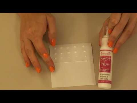 How to DIY Homemade Glue Dots ™ (Use Best Glue Ever™) - YouTube