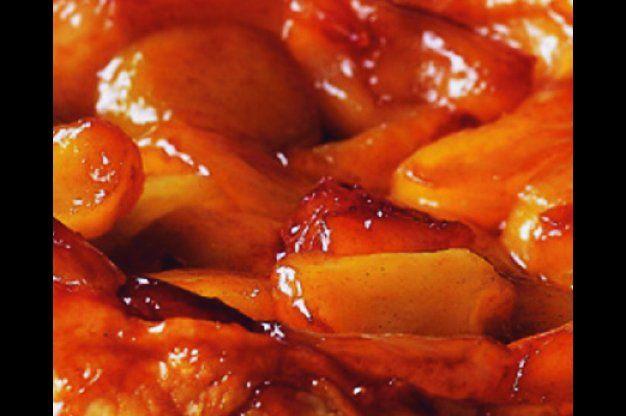 Obrácený jablkový koláč | Apetitonline.cz