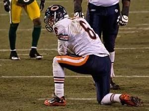 Jay Cutler of Chicago Bears inspires kids with type 1 diabetes