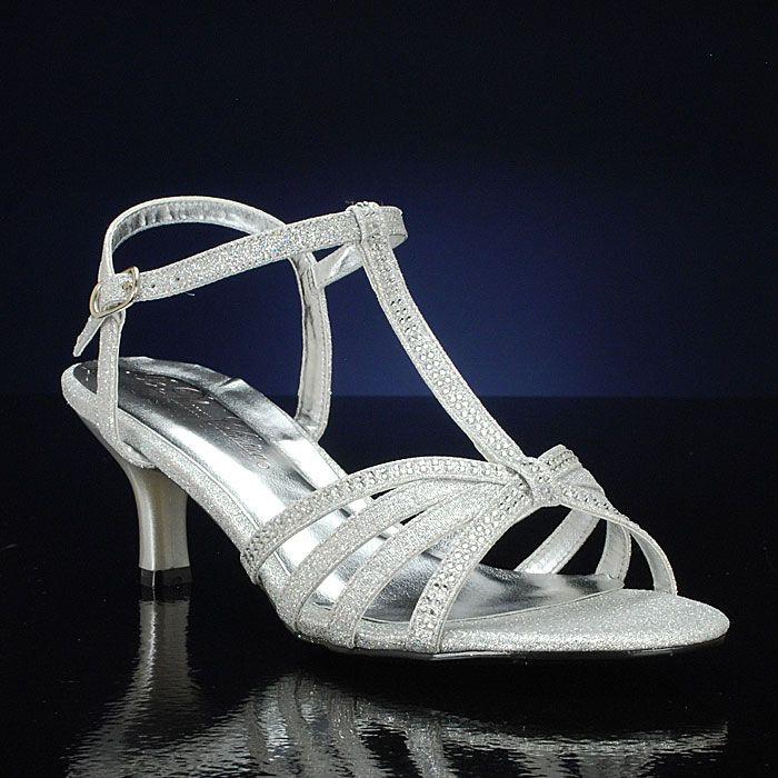 bridal Shoe, BLOSSOM BERK-50-GOLD Shoes for Weddings & bridals