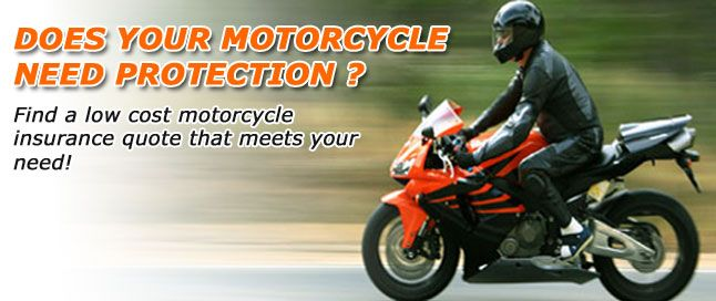 Get Free Motorcycle Insurance Quote Instantly At Affordable Rates