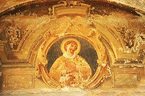#lavorincasa : la tempera negli antichi dipinti murali: come si riconosce e come si esegue ex novo....
