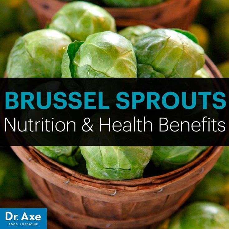 Brussel sprouts nutrition & health benefits