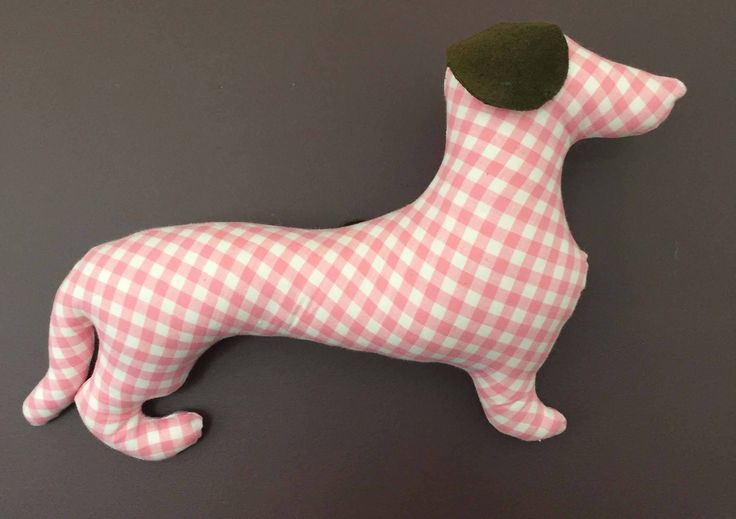 Handmade Dachshund | Sausage dog | Fur baby | Dog Lover | Daschund Pillow | Daschund Throw Pillow |  | Daschund Gift |  Daschund Cushion | by RicketyGates on Etsy