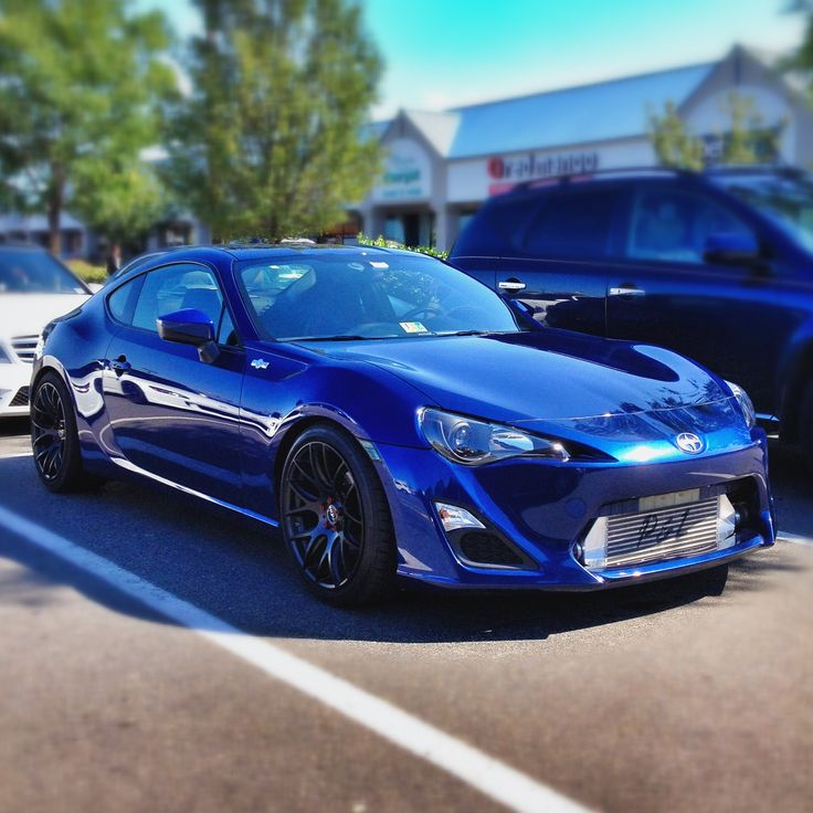 Turbo Equipped Scion FR S