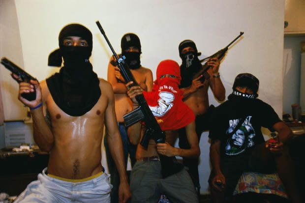 Image Result For Gang Guns With Images Gang Superhero