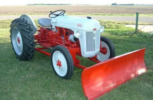 1948 Ford 9n Tractor : Best images about ford n on pinterest john deere