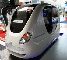Personal Rapid Transit Startup   MIT Technology Review