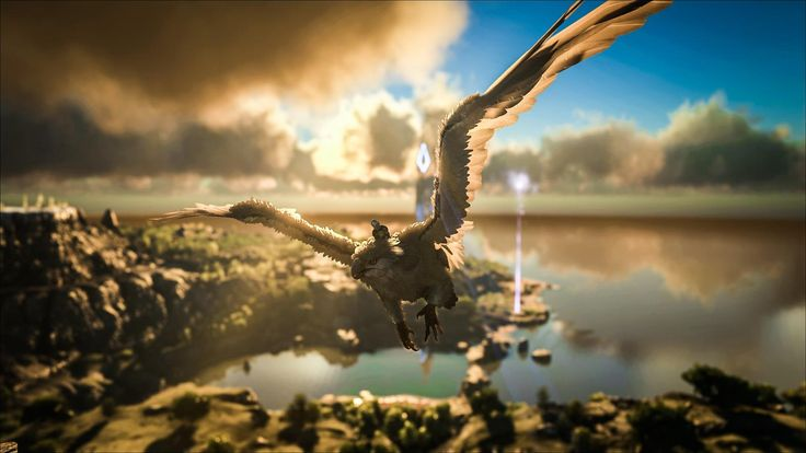 ARK: Survival Evolved (Xbox One X) ab 20:30 Uhr im Twitch Live-Stream