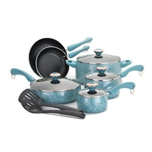 Paula Deen cookware :) Love cooking with these!