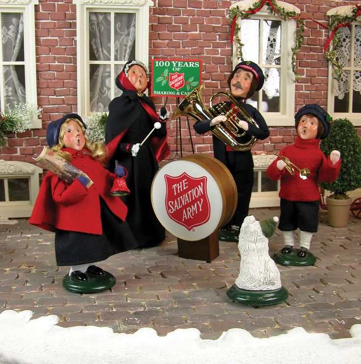62 Best Decorating With Byers Choice Carolers Images On: 45 Best Images About 2014 Byers' Choice Carolers Lifestyle