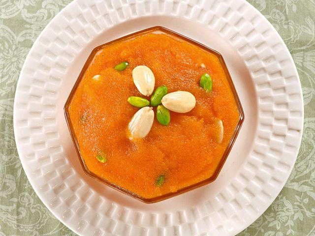 Тыквенный пудинг: легкий осенний десерт