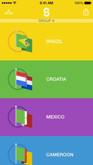 list on World Soccer 2014 - Snaptee