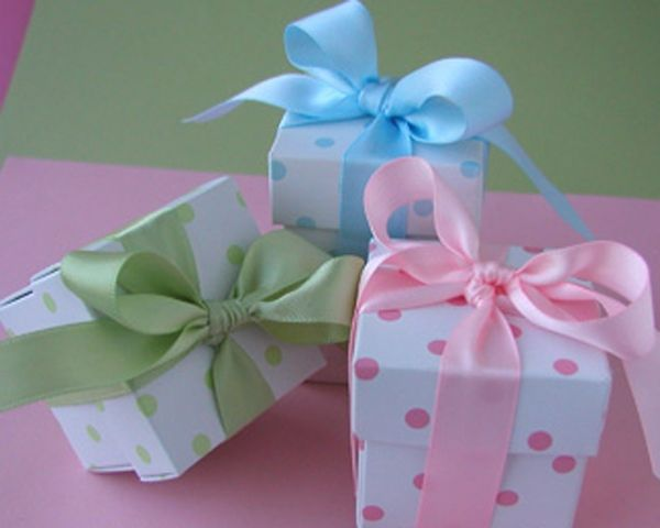 Baby Shower Favors Ideas For A Boy Homemade