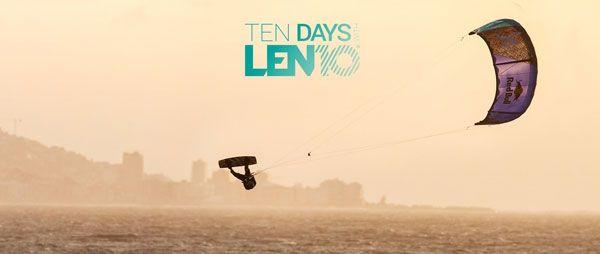 Ten Days with LEN10 Episode #3: Ride Hard!