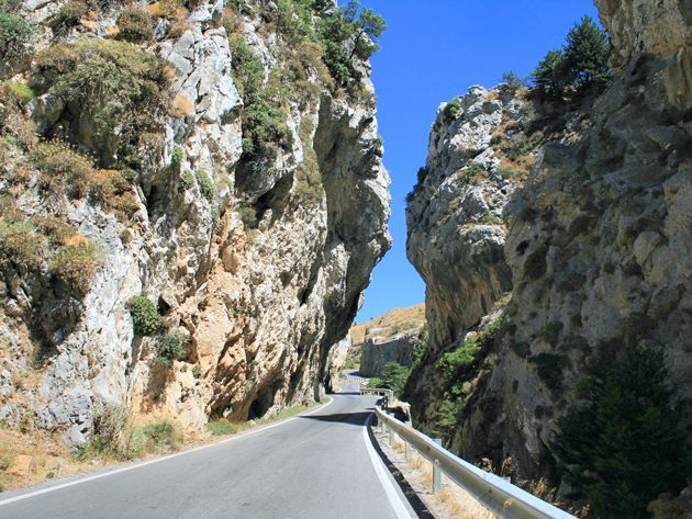 Kotsifou gorge  #rethymno #greece #crete #summer_in_crete
