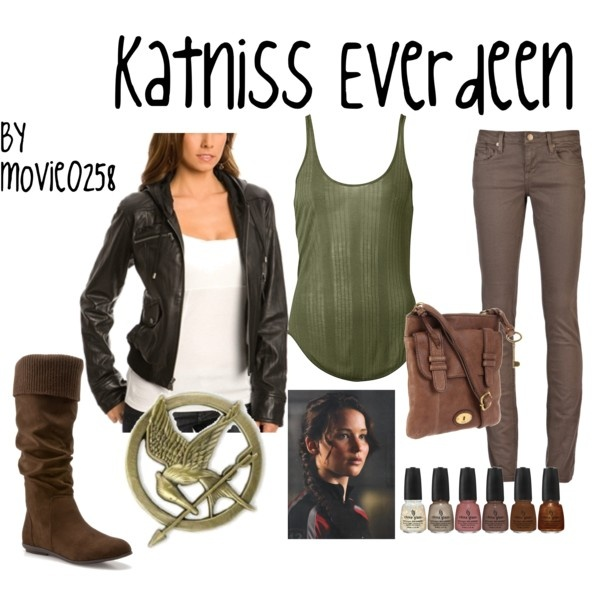 170 best costumes images on pinterest find this pin and more on costumes katniss everdeen solutioingenieria Gallery