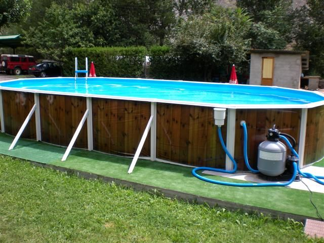 As 25 melhores ideias de piscinas baratas no pinterest - Piscinas de madera baratas ...