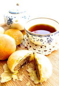 heung peng/beh teh sor (aromatic puff) 香饼/马蹄酥IMG_6434